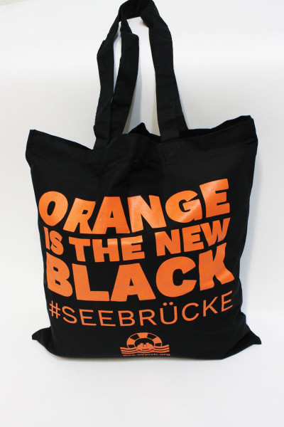 Bag Orange is the new Black